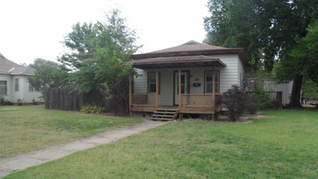 501 N Springfield Ave, Anthony, KS 67003 (MLS #540871) :: Select Homes - Team Real Estate