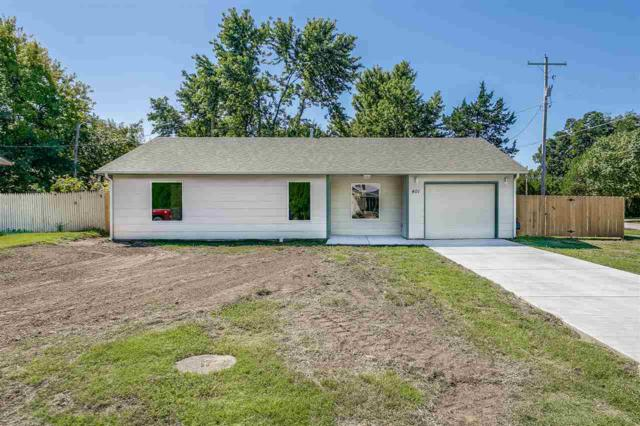 401 E Highland St, Towanda, KS 67144 (MLS #541051) :: Glaves Realty