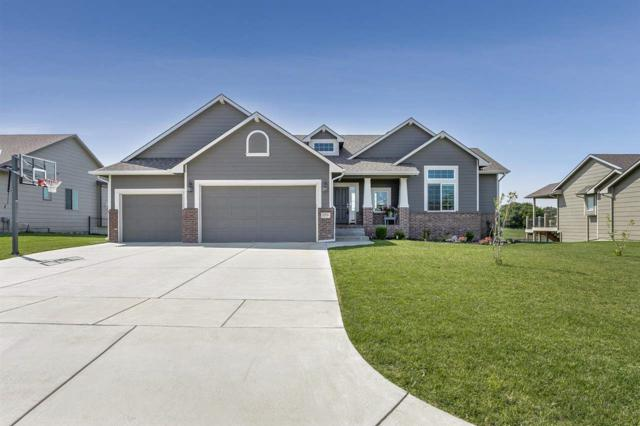 1275 N Countrywalk St, Rose Hill, KS 67133 (MLS #541107) :: Select Homes - Team Real Estate