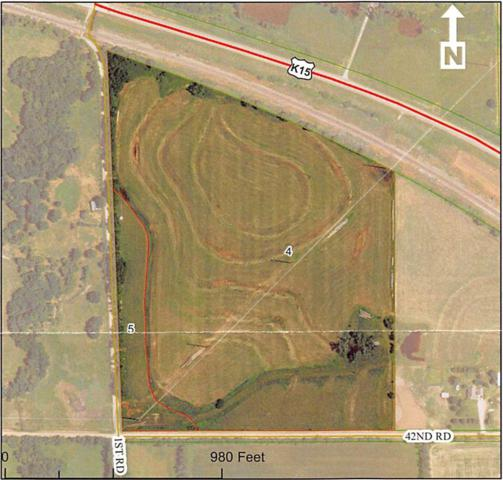 0000 42nd Rd, Udall, KS 67147 (MLS #541124) :: Glaves Realty