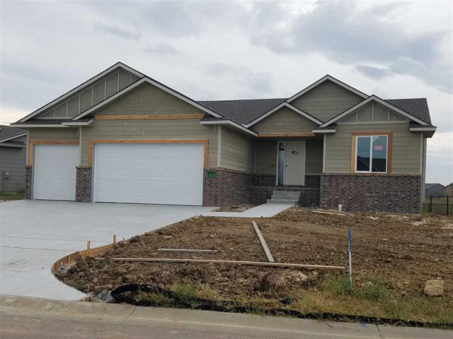 1414 N Aster, Andover, KS 67002 (MLS #541349) :: Select Homes - Team Real Estate