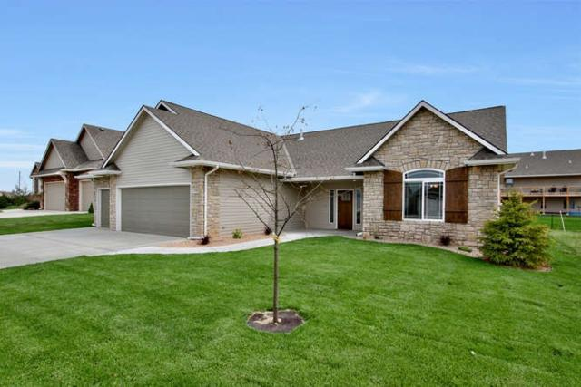 1362 E Lookout Cir, Derby, KS 67037 (MLS #541362) :: Glaves Realty