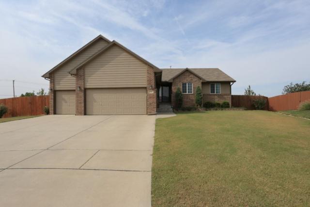 2321 S Limuel Cir, Wichita, KS 67235 (MLS #541374) :: Select Homes - Team Real Estate