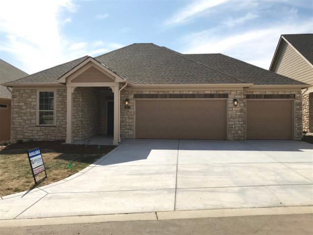 1225 S Nineiron Portico Model, Wichita, KS 67235 (MLS #541416) :: Better Homes and Gardens Real Estate Alliance