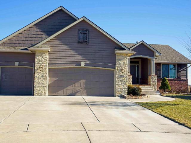 1350 N Countrywalk Ct, Rose Hill, KS 67133 (MLS #541428) :: Glaves Realty