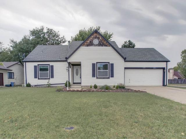 6703 E Pepperwood Ct, Wichita, KS 67226 (MLS #541518) :: Glaves Realty