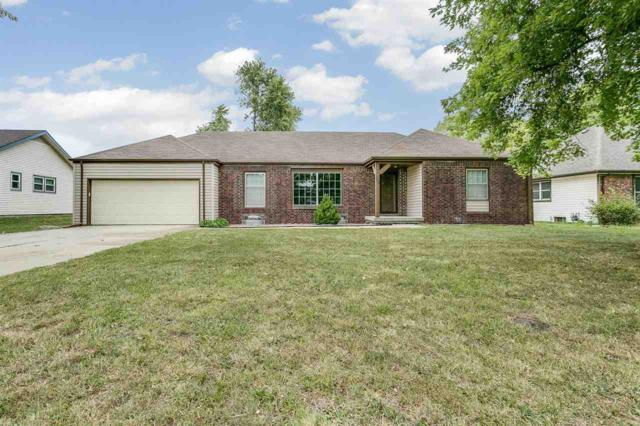 120 W Brazos Dr, Goddard, KS 67052 (MLS #541555) :: Katie Walton with RE/MAX Associates