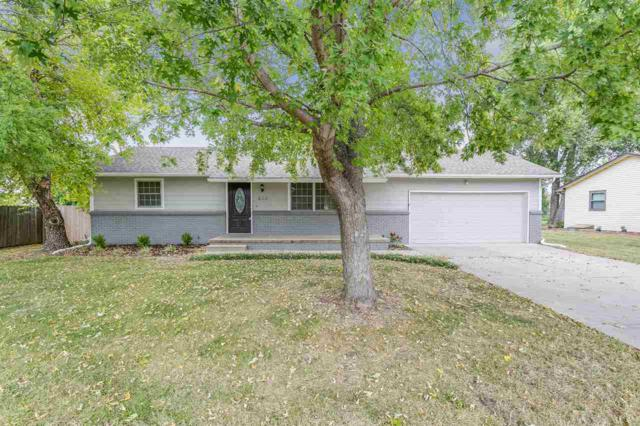 620 E Showalter St, Rose Hill, KS 67133 (MLS #541574) :: Select Homes - Team Real Estate