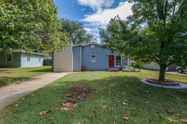 1620 Lawndale Ave, El Dorado, KS 67042 (MLS #541638) :: Glaves Realty