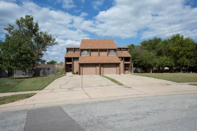 7258-7260 E Bainbridge Ct, Wichita, KS 67226 (MLS #541645) :: Glaves Realty