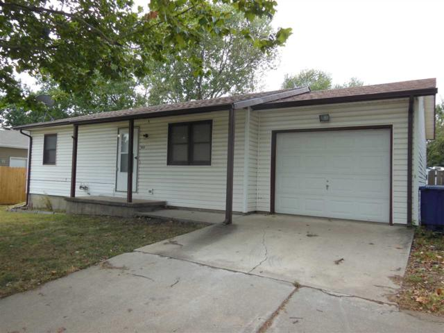 907 Wirth, Augusta, KS 67010 (MLS #541720) :: Glaves Realty