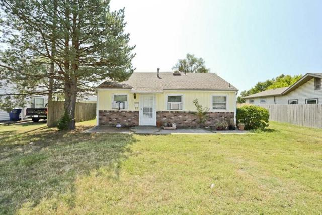 1623 W 31ST ST S, Wichita, KS 67217 (MLS #541724) :: Glaves Realty
