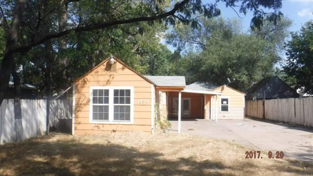1650 N Jackson, Wichita, KS 67203 (MLS #541728) :: Glaves Realty