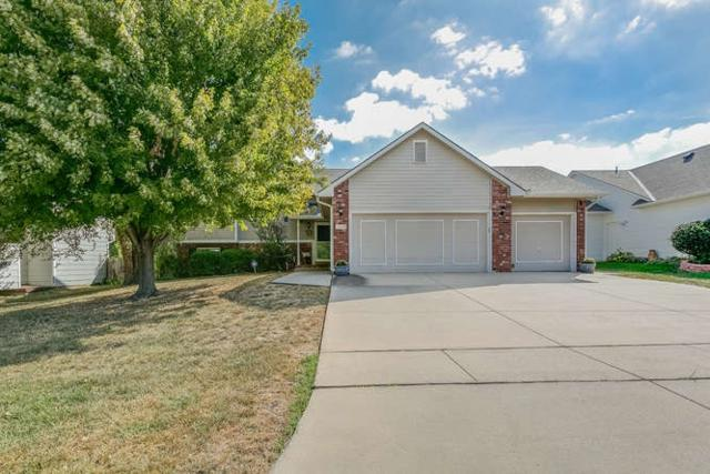 4528 N Glendale St, Bel Aire, KS 67220 (MLS #541743) :: Better Homes and Gardens Real Estate Alliance
