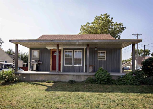 225 E Washington, Kingman, KS 67068 (MLS #541764) :: Better Homes and Gardens Real Estate Alliance