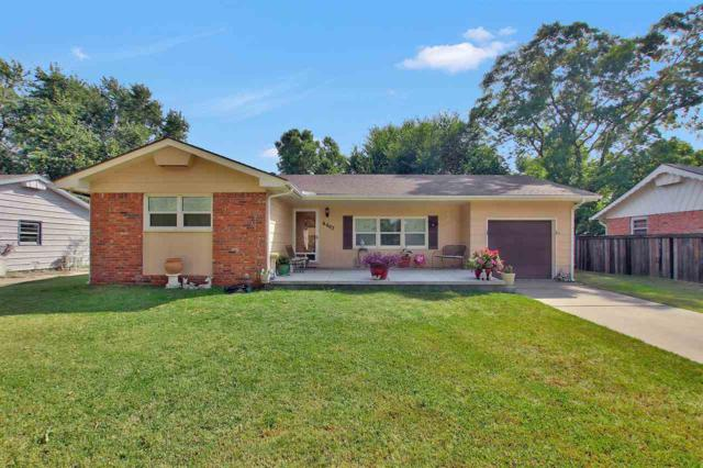 4403 W Edminster St, Wichita, KS 67212 (MLS #541869) :: Better Homes and Gardens Real Estate Alliance