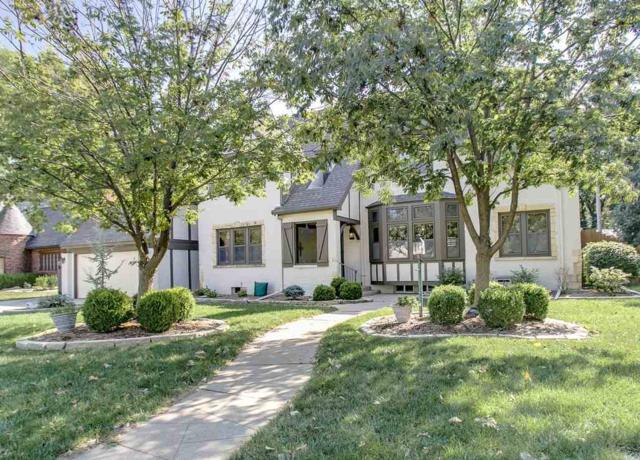 36 N Mission Rd, Eastborough, KS 67206 (MLS #541906) :: Better Homes and Gardens Real Estate Alliance