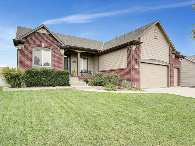 525 N Stonetree Pl, Andover, KS 67002 (MLS #541986) :: Select Homes - Team Real Estate