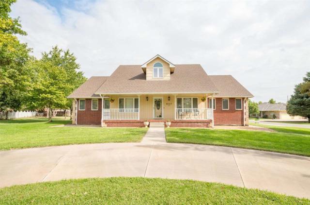 907 Ridge Point Drive, Mulvane, KS 67110 (MLS #541999) :: Select Homes - Team Real Estate