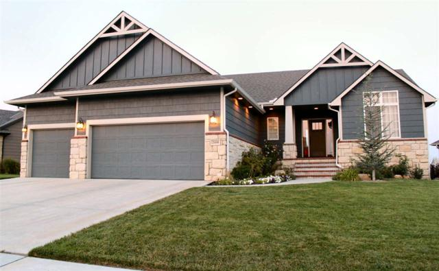 2408 N Sandstone St, Andover, KS 67002 (MLS #542078) :: Select Homes - Team Real Estate