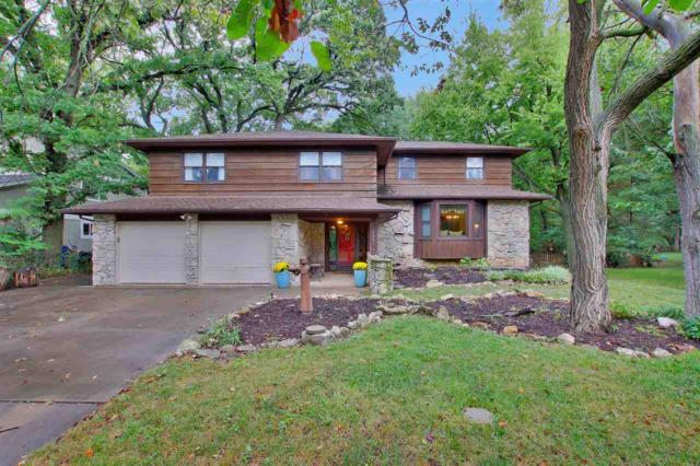 111 N Brook Forest Rd, Derby, KS 67037 (MLS #542115) :: On The Move