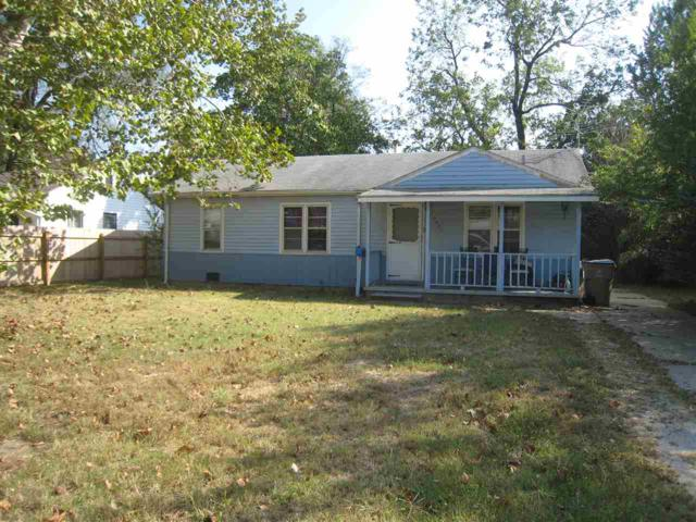 1007 W Meikle, Wichita, KS 67217 (MLS #542119) :: Better Homes and Gardens Real Estate Alliance