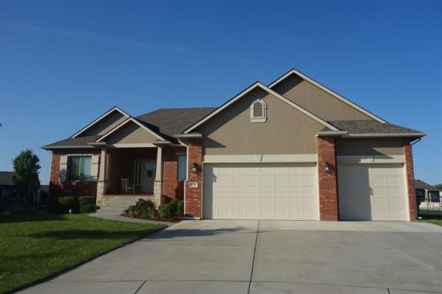 2351 N Sandstone, Andover, KS 67002 (MLS #542213) :: Select Homes - Team Real Estate