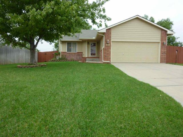 1508 E Sunset Court, Goddard, KS 67052 (MLS #542302) :: Select Homes - Team Real Estate