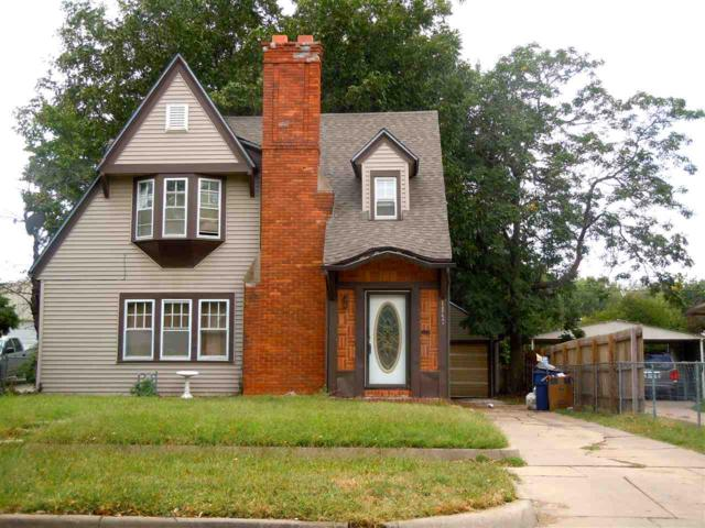 1547 N Vassar, Wichita, KS 67208 (MLS #542382) :: On The Move