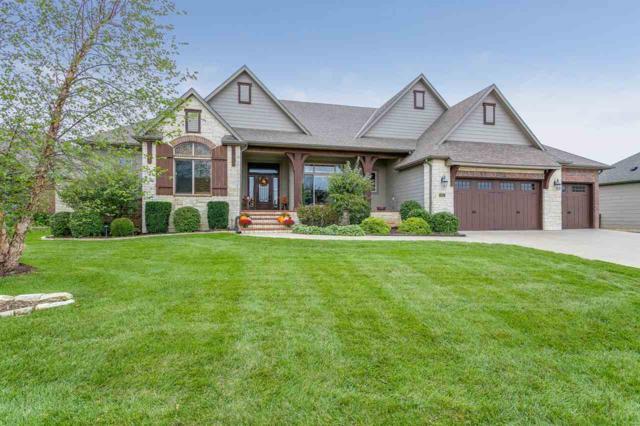 1657 S Logan Pass, Andover, KS 67002 (MLS #542467) :: Select Homes - Team Real Estate
