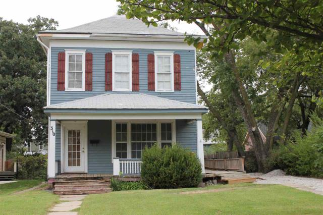 310 E 4th, Newton, KS 67114 (MLS #542485) :: On The Move