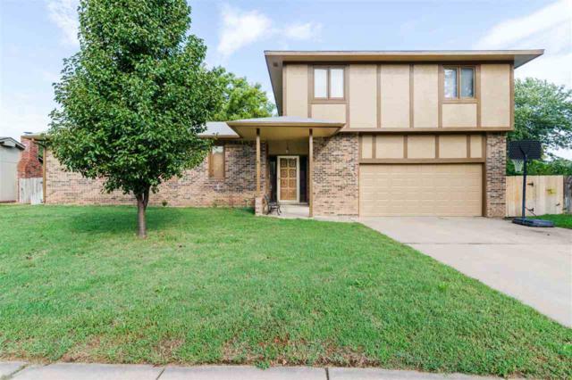 1651 N Murray, Wichita, KS 67212 (MLS #542493) :: Select Homes - Team Real Estate