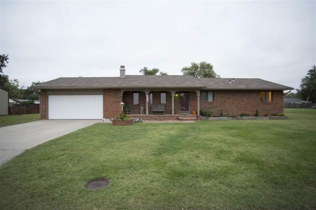 322 E Monroe St, Burrton, KS 67020 (MLS #542494) :: Select Homes - Team Real Estate