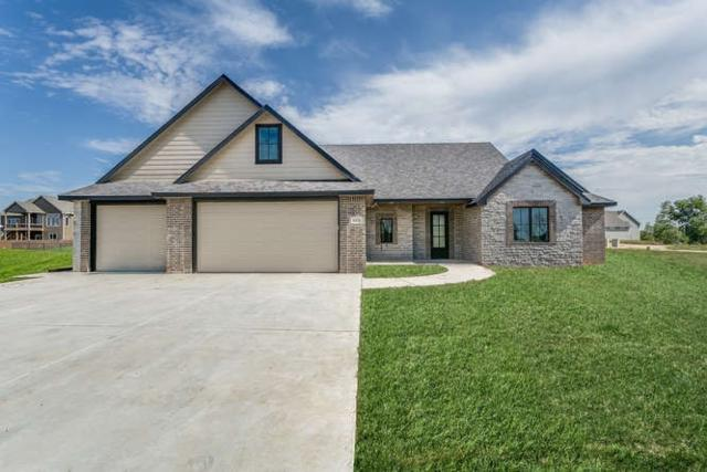 1374 E Lookout Cir, Derby, KS 67037 (MLS #542515) :: On The Move