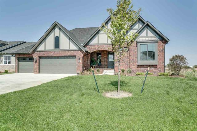 3883 N Estancia Court, Wichita, KS 67205 (MLS #542521) :: Better Homes and Gardens Real Estate Alliance