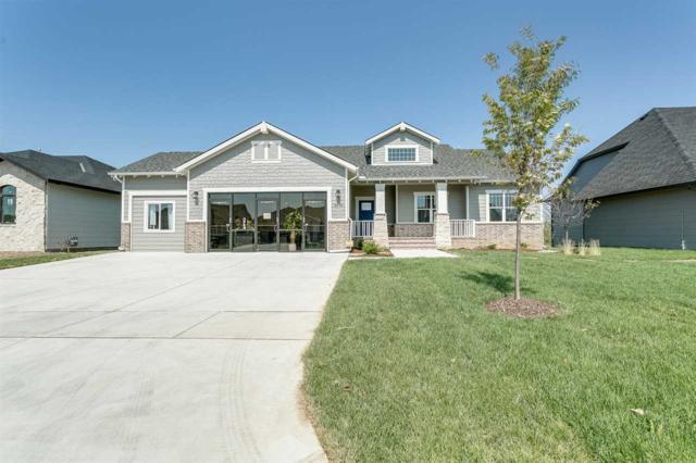 3879 N Estancia Court, Wichita, KS 67205 (MLS #542522) :: Better Homes and Gardens Real Estate Alliance