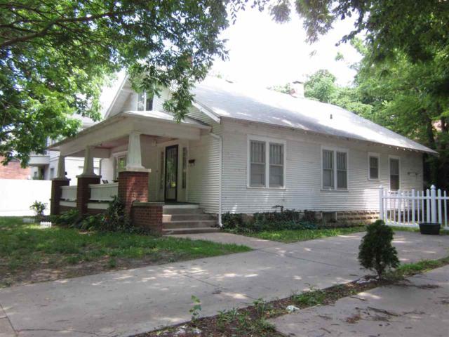 807 W Franklin St 811 Franklin, Wichita, KS 67203 (MLS #542538) :: Select Homes - Team Real Estate