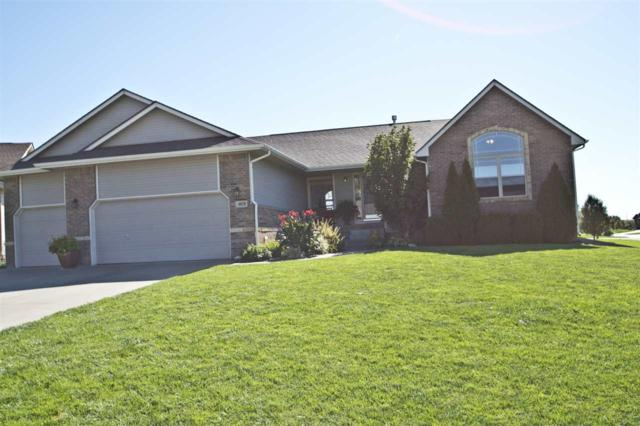 4820 N Steeds Crossing Ct., Park City, KS 67219 (MLS #542543) :: Better Homes and Gardens Real Estate Alliance