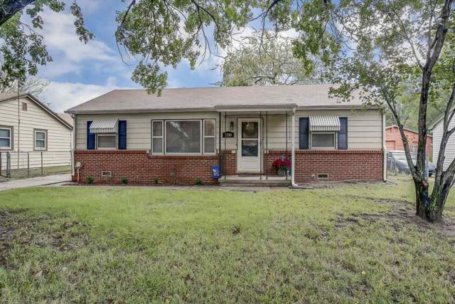 6510 S Mabel St, Haysville, KS 67217 (MLS #542580) :: Better Homes and Gardens Real Estate Alliance