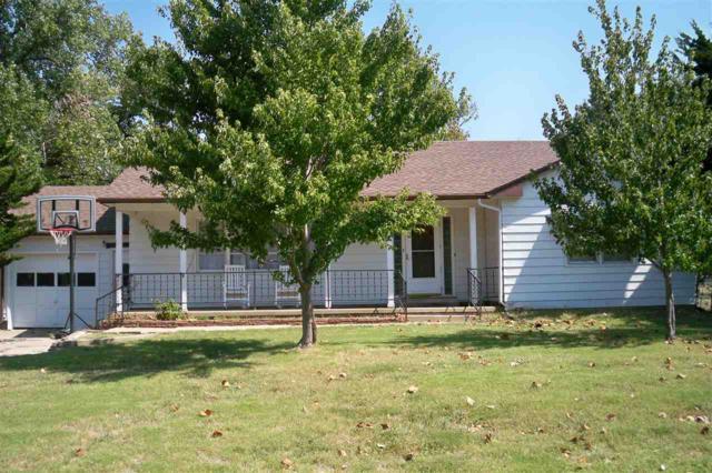 1110 Harrison St, Newton, KS 67114 (MLS #542640) :: Select Homes - Team Real Estate
