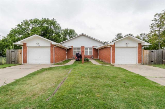 1513/1511 S Edwards, Wichita, KS 67213 (MLS #542642) :: Select Homes - Team Real Estate