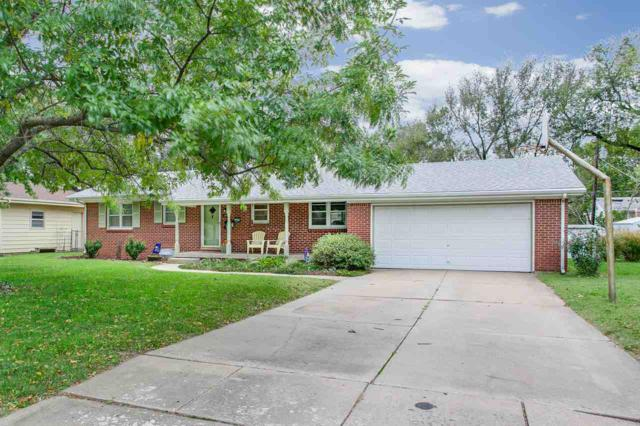 1823 Arlington Street, El Dorado, KS 67042 (MLS #542658) :: Select Homes - Team Real Estate