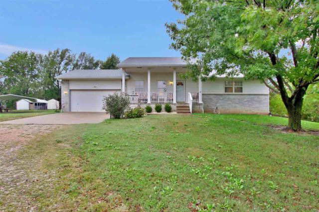 1428 E Chicago Ln, Mulvane, KS 67110 (MLS #542695) :: Select Homes - Team Real Estate