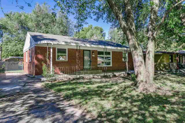 1139 N Lakeview Dr, Derby, KS 67037 (MLS #542701) :: Better Homes and Gardens Real Estate Alliance