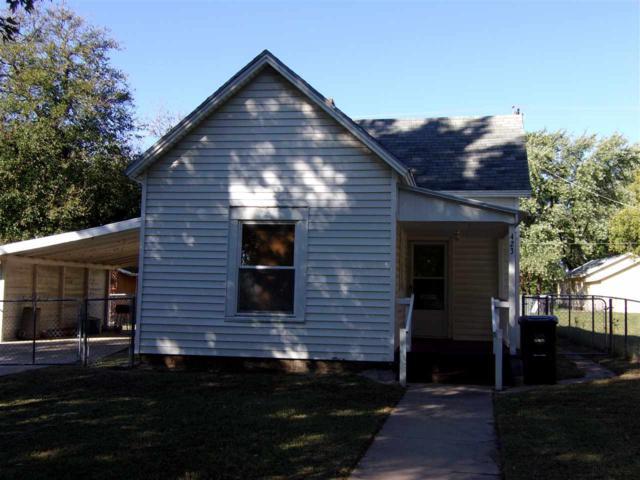 423 N 7th, Arkansas City, KS 67005 (MLS #542710) :: Select Homes - Team Real Estate