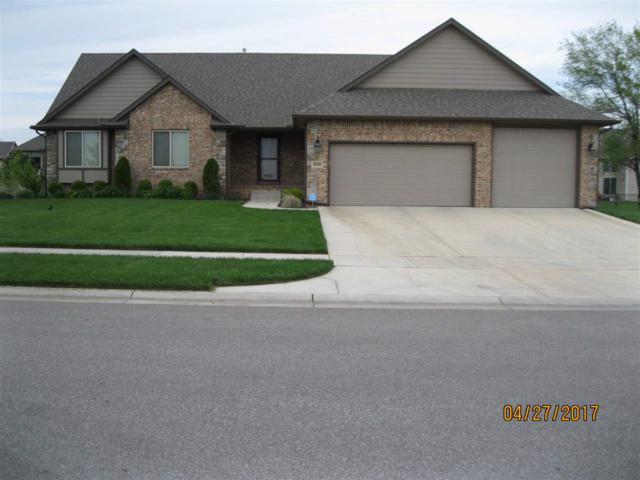 9310 W Moss Rose, Maize, KS 67101 (MLS #542717) :: Better Homes and Gardens Real Estate Alliance