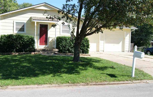 10 Harris Dr, Rose Hill, KS 67133 (MLS #542727) :: Better Homes and Gardens Real Estate Alliance
