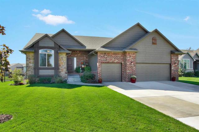 813 W Ledgestone St, Andover, KS 67002 (MLS #542734) :: Select Homes - Team Real Estate