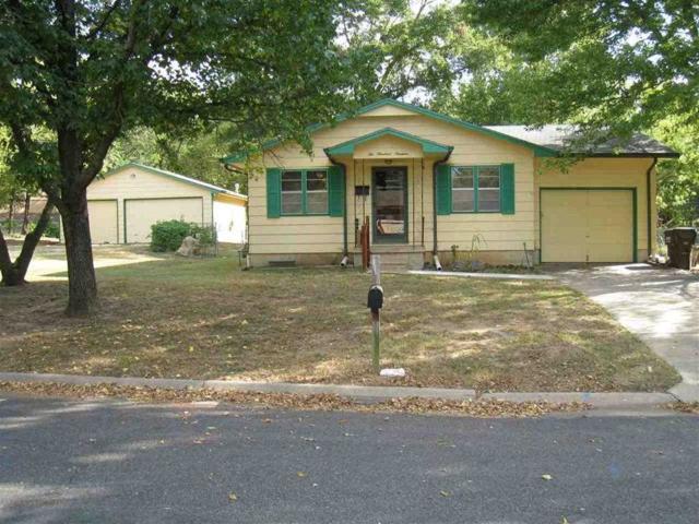 619 E Helbert St, Mulvane, KS 67110 (MLS #542740) :: Select Homes - Team Real Estate