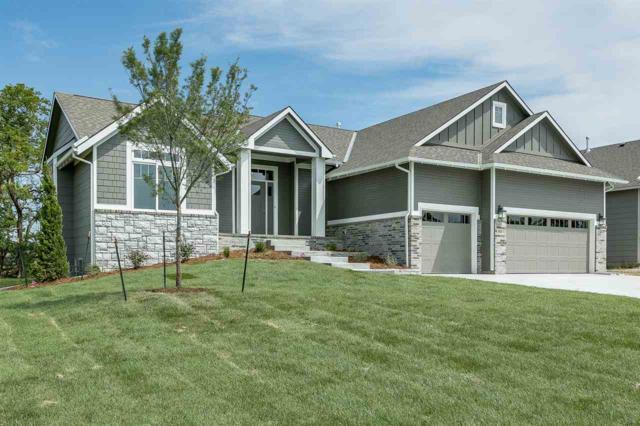 922 W Ledgestone, Andover, KS 67002 (MLS #542765) :: Select Homes - Team Real Estate